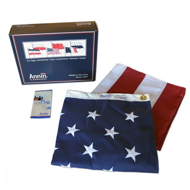 American-Made US Flags at AmericanFlags.com