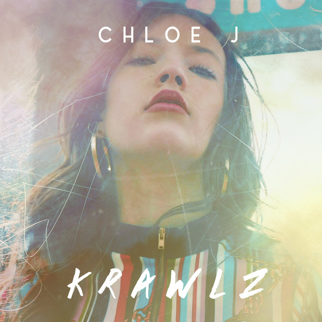 KRAWLZ is the first release of child prodigy, Chloe J.