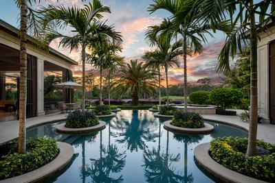 The ideal vantage point for enjoying Southwest Florida sunsets.