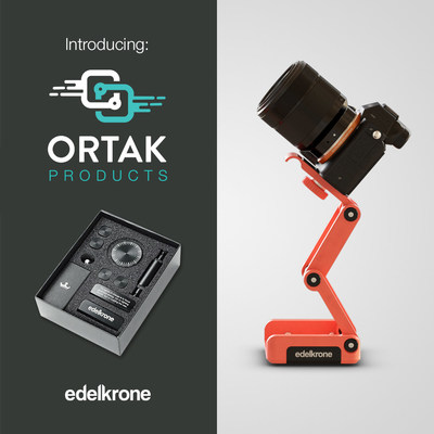 edelkrone Introduces Their First ORTAK Product
