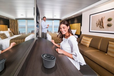MSC Cruises first introduced ZOE, the world's first virtual personal cruise assistant, on board MSC Bellissima in March. ZOE is a ground-breaking AI voice activated technology that will also launch on MSC Grandiosa later this year.