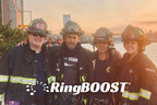 RingBoost to donate 5% of Profits to 9/11 First Responders