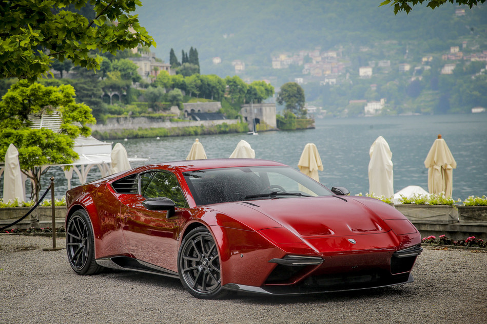 ARES Design Unveils the Panther ProgettoUno, the First Supercar of the Coachbuilder Based in Modena