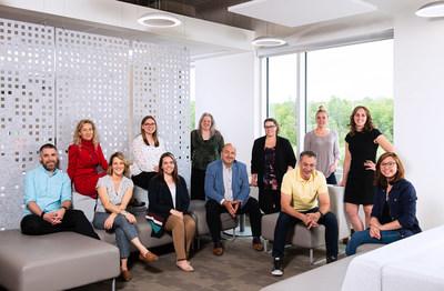 Hydro Ottawa's Communications and Public Affairs team is the recipient of IABC Ottawa's 2018/19 Communicator of the Year Award. (CNW Group/IABC/Ottawa)
