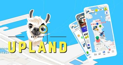 Upland Logo Screenshots