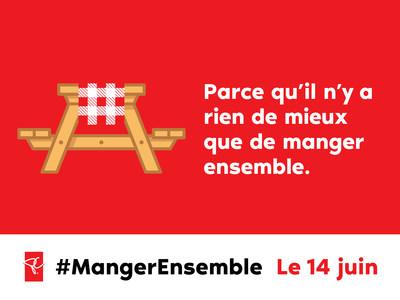 #MangerEnsemble (Groupe CNW/Les Compagnies Loblaw limitée)