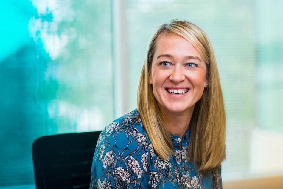 Angie Keller, Senior Vice President of Randstad Engineering