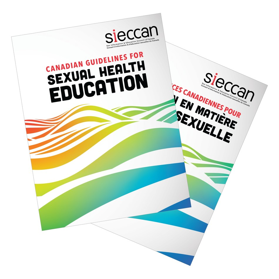 Canadian Guidelines for Sexual Health Education (CNW Group/Sex Information & Education Council of Canada)