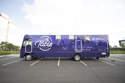 This summer children experiencing food insecurity in the Minneapolis-St. Paul region could access a meal from a new food truck supported by The Minnesota Vikings Foundation in partnership with Xcel Energy and Winnebago Industries.