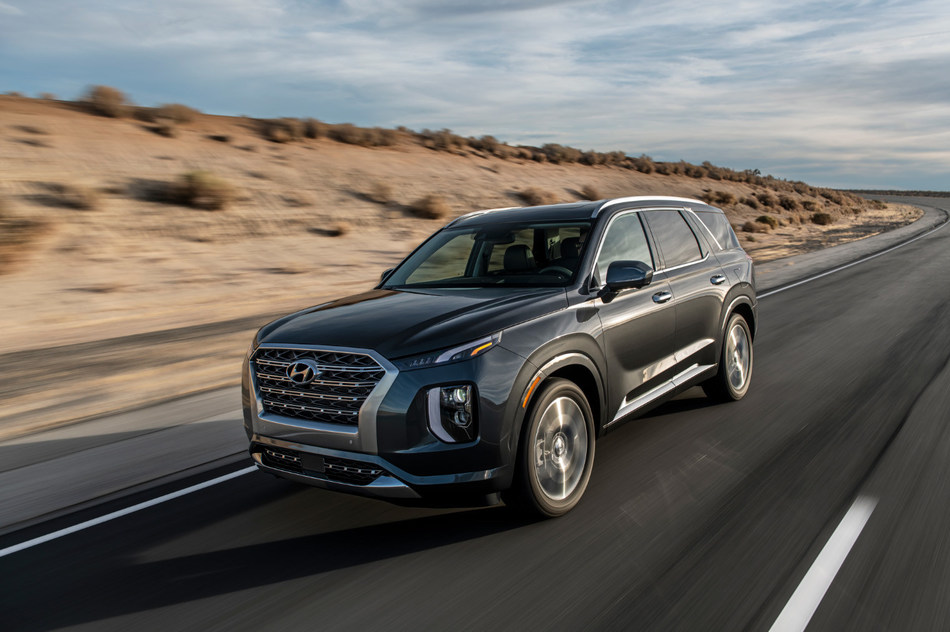 All New 2020 Hyundai Palisade Mid Size Suv Introduced To
