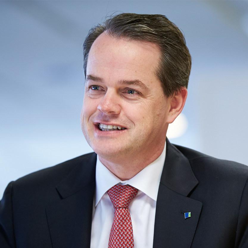 Maurice Tulloch, Chief Executive Officer, Aviva