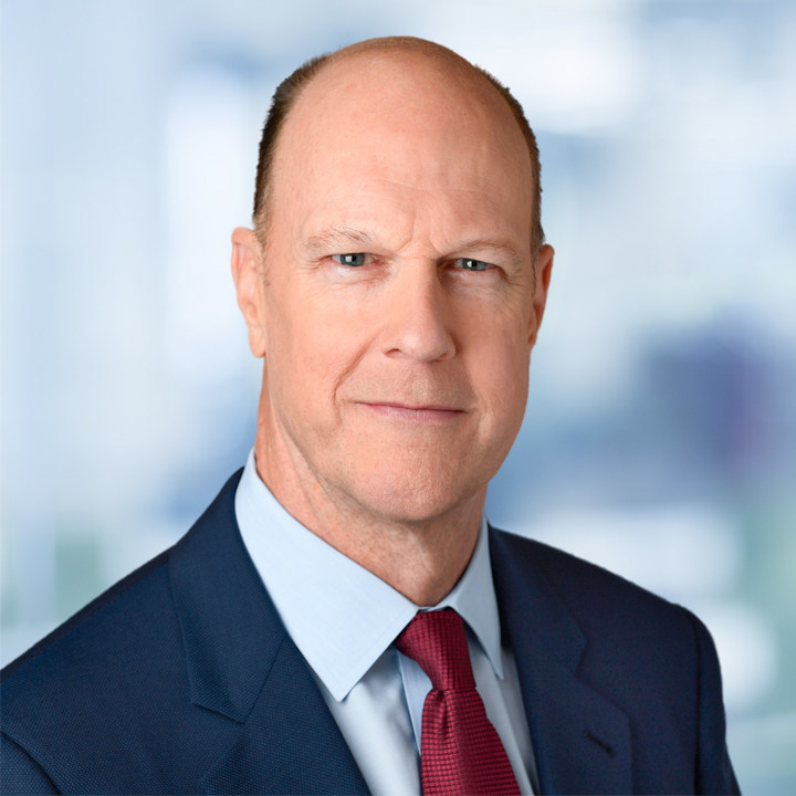 Charles F. Lowrey, Chief Executive Officer, Prudential