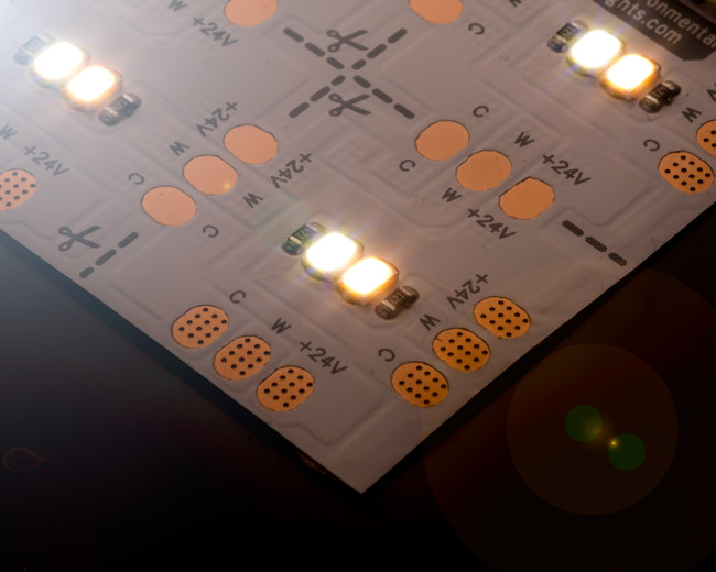 LumenMax Tunable White LED Light Sheets from Environmental Lights