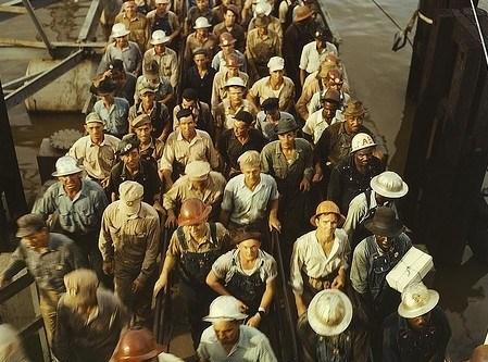 Maritime/Shipyard Workers-Washington