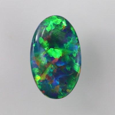 Black opal from Iris Opal Pty Ltd