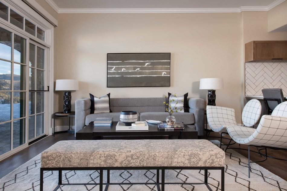 APN Lodge Guest Living Room