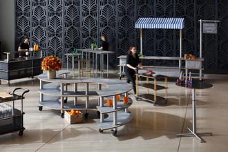 Steelite International UK introduces Mogogo Buffet Solutions to the UK Hospitality Market.