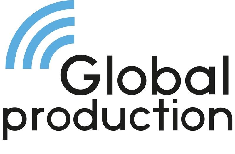 Global Production logo (PRNewsfoto/Euro Media Group)