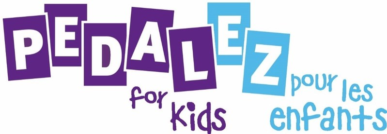 Logo: Pedal for Kids (CNW Group/The Montreal Children's Hospital Foundation)