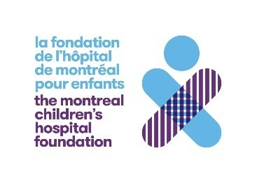 Logo: The Montreal Children's Hospital Foundation (CNW Group/The Montreal Children's Hospital Foundation)