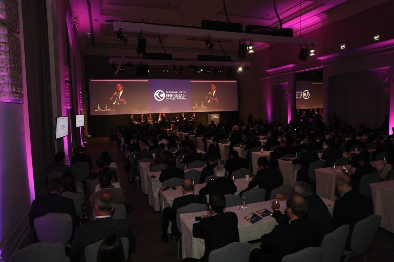 7º Fórum LIDE de Energia & Infraestrutura destaca oportunidades de investimentos no país