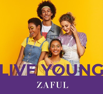 ZAFUL Hold 5ᵗʰ Birthday Pool Party in LA with local major influencers live broadcasting