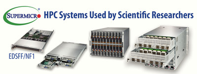 From Black Hole Imaging to NASA Climate Research - Supermicro High-Performance Systems Support Major Scientific Discovery & Exploration Even to Distant Galaxies