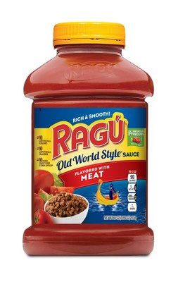RAGU Old World Style Flavored with Meat 66oz Jar