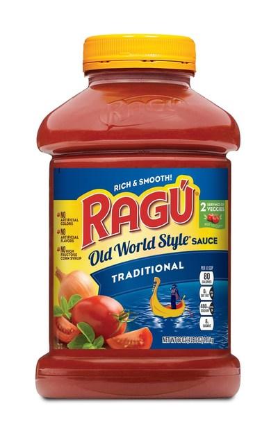 RAGU Old World Style Traditional 66oz Jar