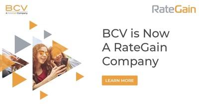 RateGain Acquires BCV to Help Hotel Chains Maximize Guest Lifetime Value