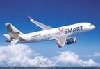 JetSMART Selects Pratt & Whitney GTF™ Engines to Power 85 A320neo Family Aircraft