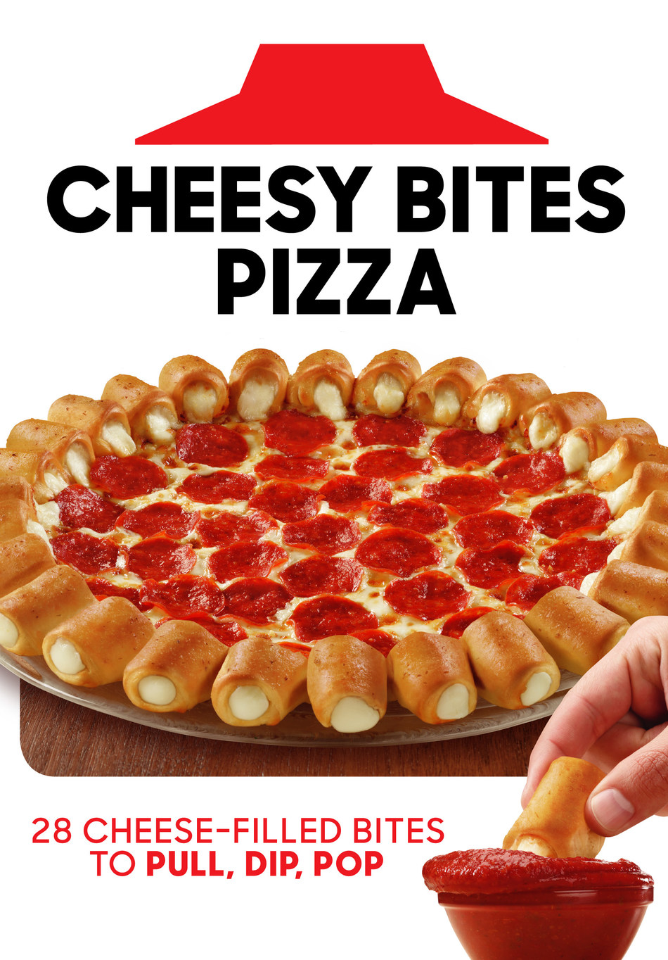 The Cheesy Bites Pizza Is Back At Pizza Hut For A Limited Time
