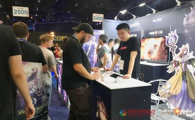 Forsaken World, the magic world made in China, unveiled today at E3 trade show