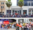 LINE FRIENDS Goes Hollywood with Opening of Second and Biggest U.S. Store
