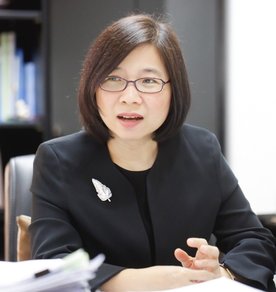 Ms. Duangjai Asawachintachit, Secretary-General, Thailand Board of Investment (PRNewsfoto/Thailand Board of Investment)