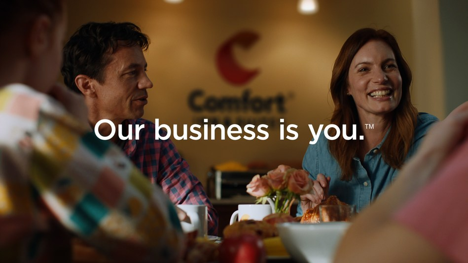 Our Business is You.