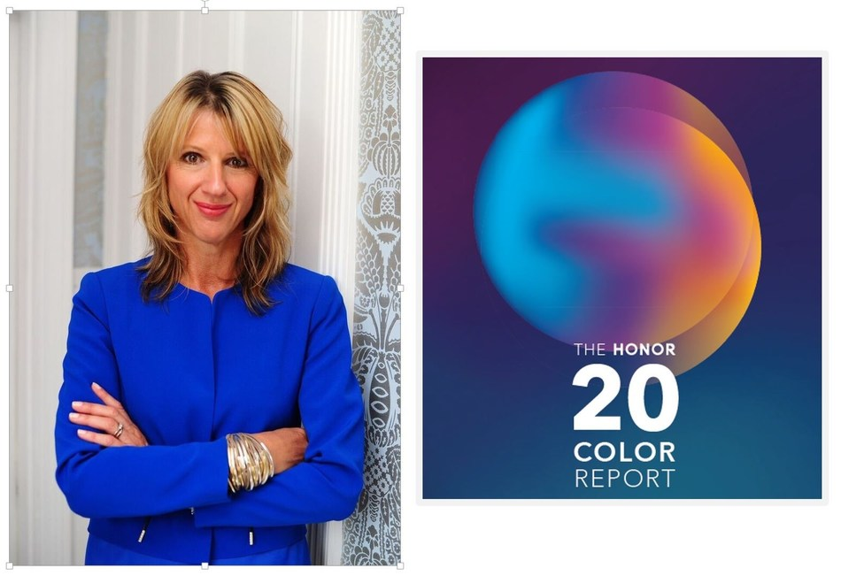 Jules Standish & HONOR 20 COLOR REPORT