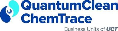 QuantumClean ChemTrace Logo