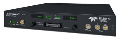 Teledyne LeCroy Announces First-to-Market Protocol Analyzers for New PCIe 5.0 Specification