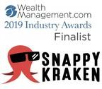 Snappy Kraken Named WealthManagement.com 2019 Industry Awards Finalist