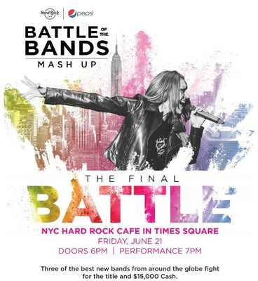Hard Rock International Names Three Finalists For 2019 Battle Of The Bands Competition