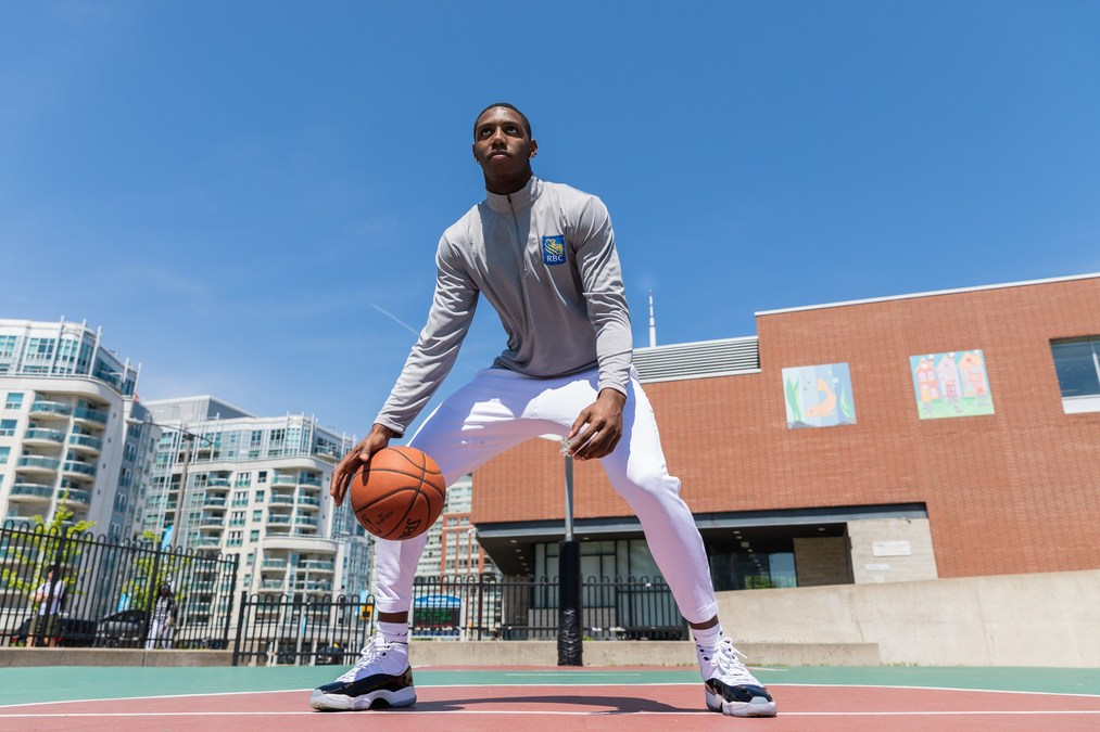 90cddda2a1b RBC signs multi-year sponsorship deal with Canadian basketball star ...