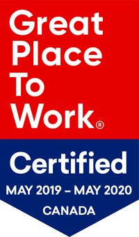 Search Realty Corp. is a certified Great Place to Work. (CNW Group/Search Realty Corp)