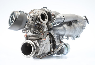 BorgWarner's R2S® Turbocharger Boosts Premium Class - NASDAQ com
