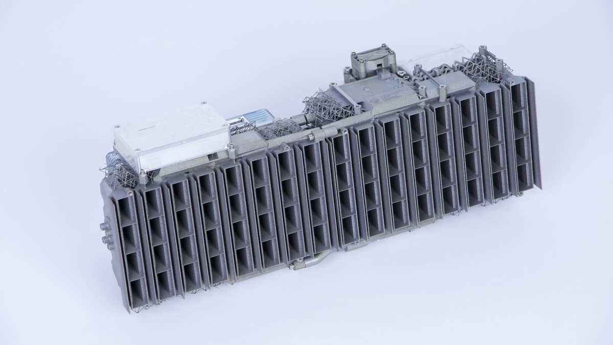 Optisys 3d Printed Array Facilitates Imsar Radar On Hale