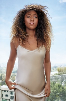 Naomi Osaka, Grand Slam Tennis Champion and bareMinerals Power of Good Ambassador