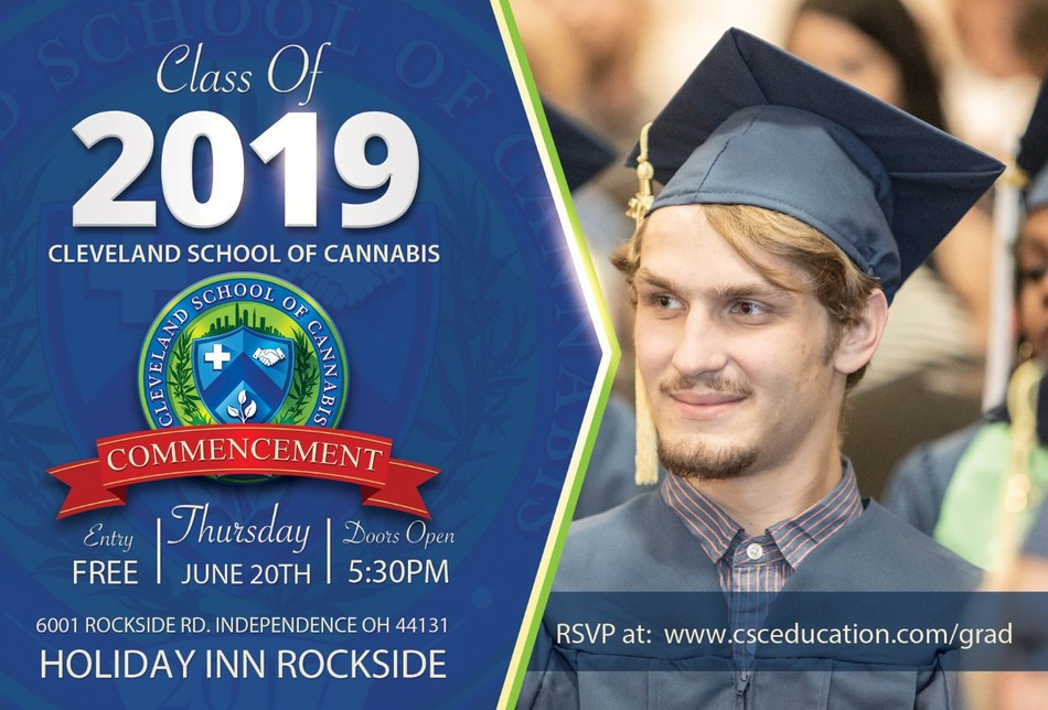 Cleveland School of Cannabis Celebrates its 2nd Class of Graduates