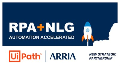 Arria NLG and UiPath push digital transformation and