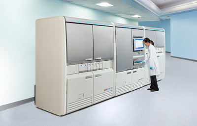 The BD COR™ System integrates and automates the complete molecular laboratory workflow from pre-analytical processing to diagnostic test result.