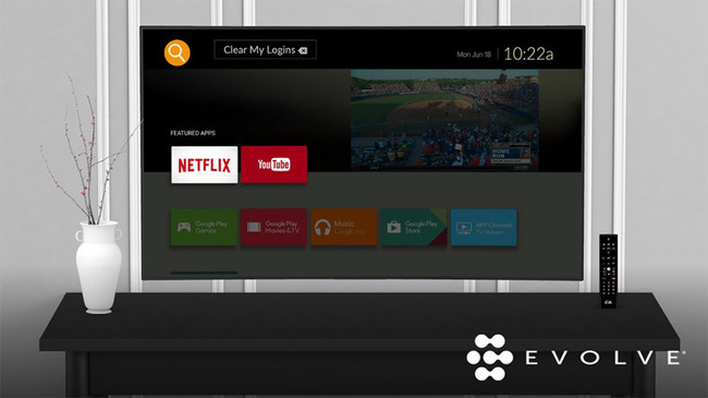 Netflix on DISH's EVOLVE